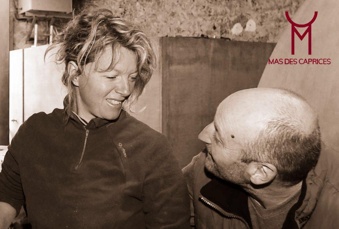 Mireille et Pierre Mann photo by Serge Briez