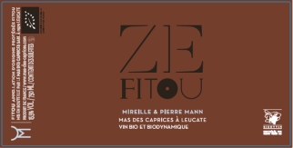 Etiquette ZeFitou