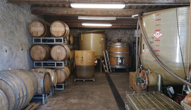 Conservation de nos vins - Mas des Caprices @Fudji Studio